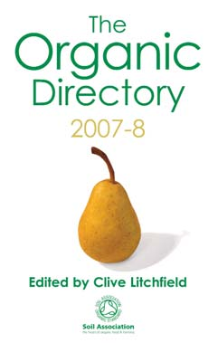 The Organic Directory 2007-8 - Clive Litchfield