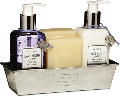 Arran Aromatics Hand Care Set Lavender Bath Set