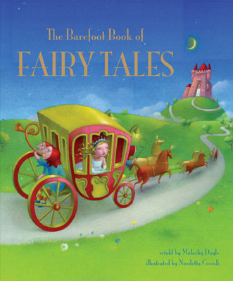 The Barefoot book of Fairy Tales - Malachy Doyle