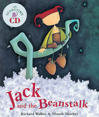 Jack & The Beanstalk - Richard Walker, Nimah Sharkey