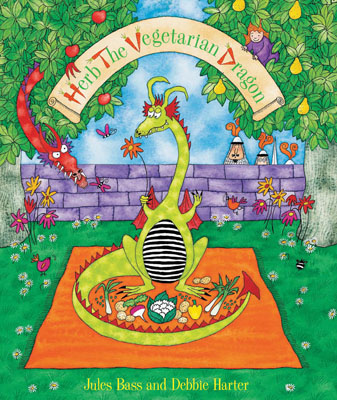 Herb The Vegetarian Dragon - Jules Bass, Debbie Harter