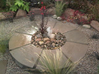 Garden design services Ornamental Stonework and water features