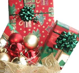 Gift Wrap - Luxury