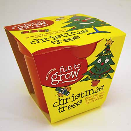 Fun to Grow - Christmas Tree