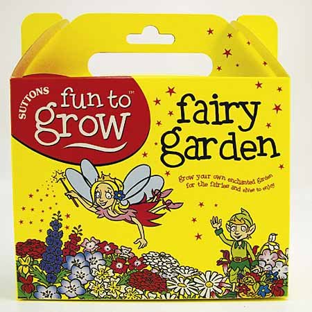 Fun to Grow - Fairy Garden