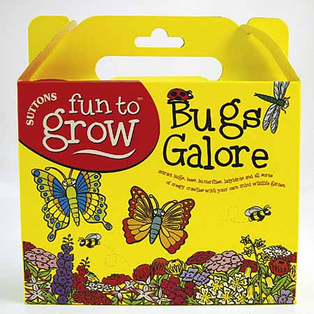 Fun to Grow - Bugs Galore