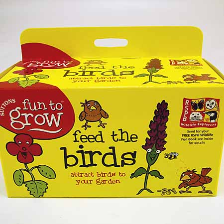 Fun to Grow - Feed The Birds