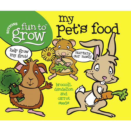 Fun to Grow - My Pets Food