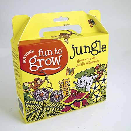 Fun to Grow - Jungle in a Box