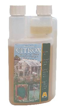 Greenhouse Disinfectant (Citrox)