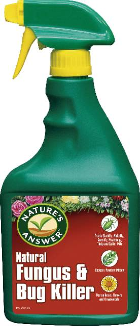 Nature's Answer Natural fungus & bug killer