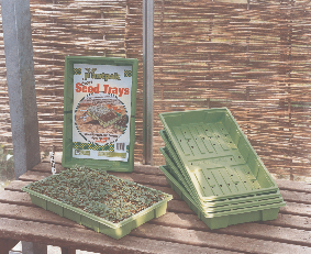 Standard seed tray (green)
