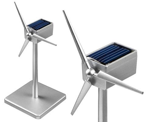 Mini Wind Generator - Silver