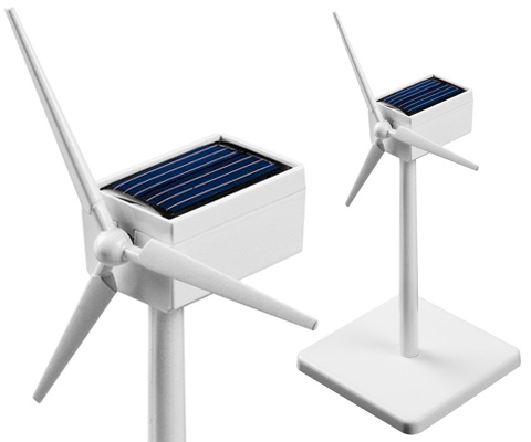 Mini Wind Generator - White