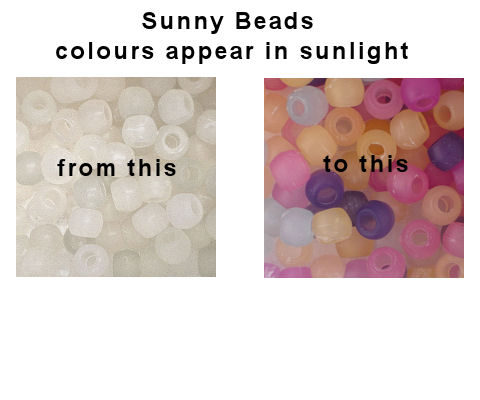 Sunny Beads (Mixed Colours)