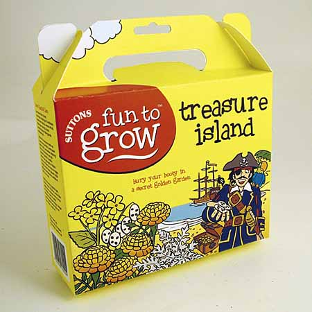 Fun to Grow - Treasure Island