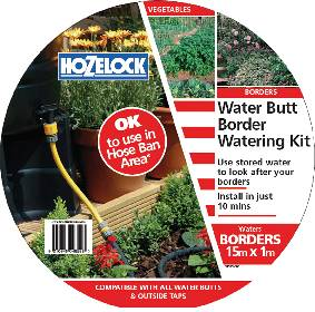 hozelock watering system instructions